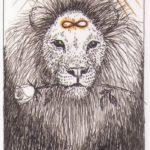 11 аркан таро — Сила (Strength)