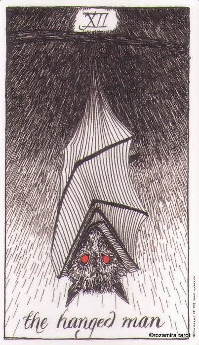 12 аркан таро — Повешенный (The Hanged Man)
