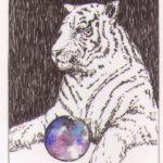 2 аркан таро — Верховная жрица (The High Priestess)