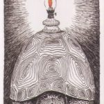 9 аркан таро — Отшельник (The Hermit)
