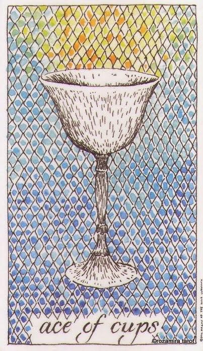 Туз Кубков (Ace of Cups)