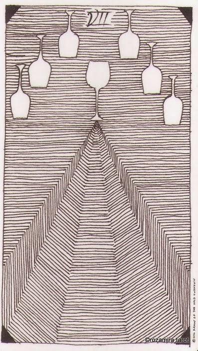 Семерка Кубков (Seven of Cups)